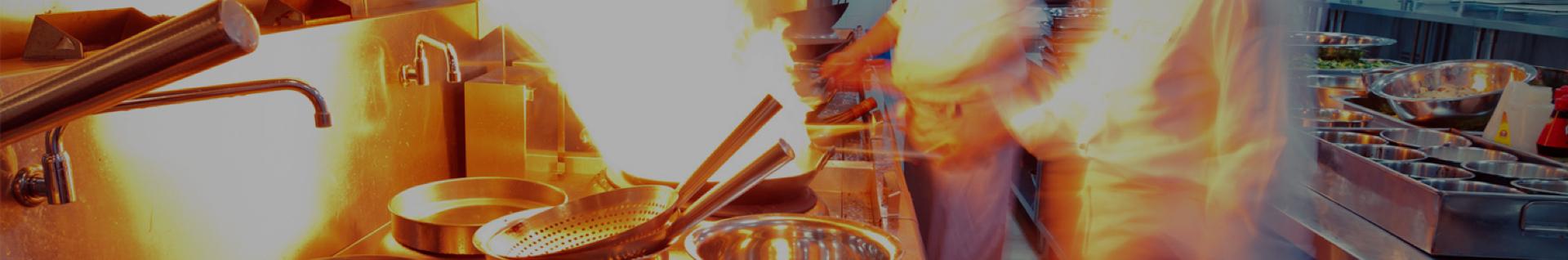 不锈钢商用厨房设备